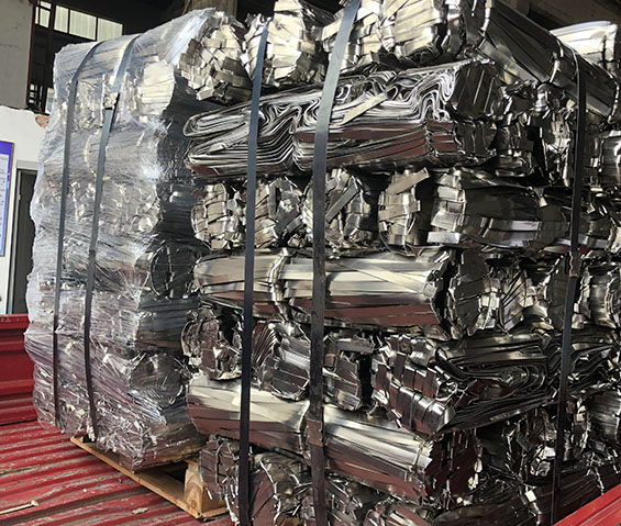 2205 stainless steel bales