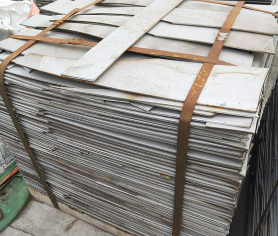 316L stainless steel sheet scrap